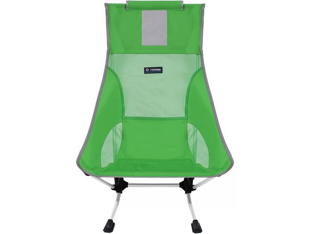 Helinox Beach Chaise, clover/silver